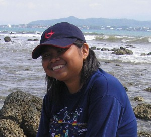 Kathleen Mimoy Silvano- Biological/Satellite Oceanographer