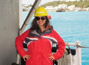 Yosra Khammeri- student and regional coordinator
