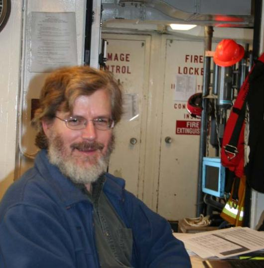 "Steve Pierce, Physical Oceanographer, Oregon State University, Ph.D. Physical Oceanography ""None of this research is possible without math.  My study is a cool application of math."""