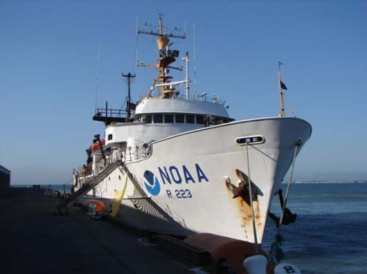 NOAA Ship Miller Freeman