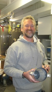 Matt Wilson from the Alaska Fisheries Science Center