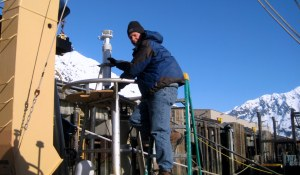 Installing instruments