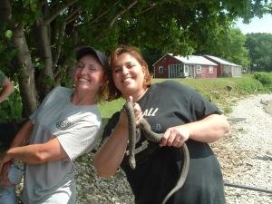 Kristin and Me
