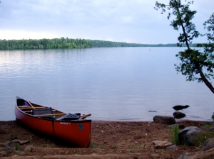 In love with the Boundary Waters Canoe Area Wilderness