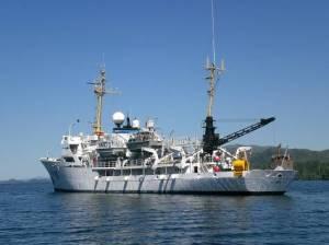 NOAA Ship Rainier