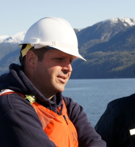 NOAA Rainier Commander Brennan