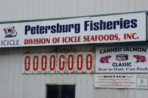 A strong presence of fisheries