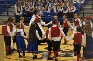 The Little Norway Pageant