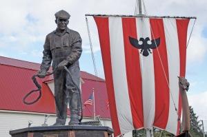 The memorial of the fisherman