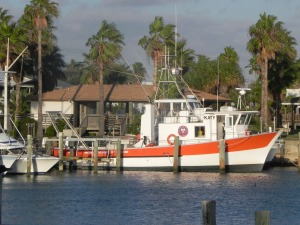 UT Marine Science Research Vessel, The Katy