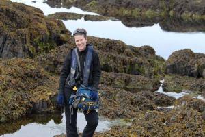 Tara Fogleman studied harbor seals in southeastern Alaska