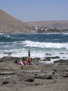 Tidepools at Isla de Alacran