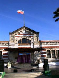 Aduana – The old Custom house