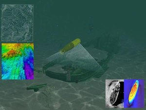 An AUV demonstrates its ability to sense and respond to its surroundings.