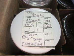 Plankton jar label
