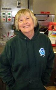 Kathy Mier, NOAA-AFSC