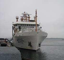 NOAA Ship Henry B. Bigelow