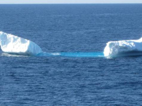 Another view of the iceberg