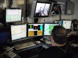 The data acquisition monitors