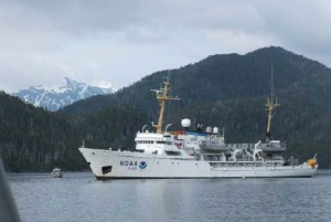 NOAA Ship Rainier