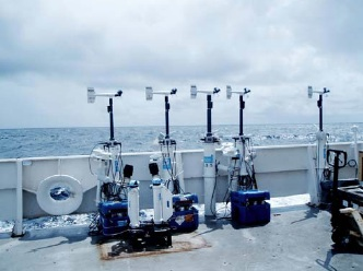 Anchors for the ATLAS buoy instruments that to redeploy