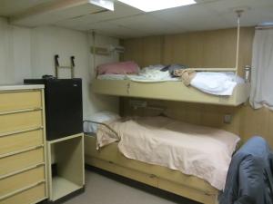 Stateroom (sleeping quarters)