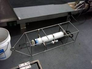 The CTD instrument