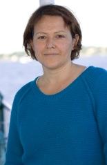 Lab Technician, Cristina Bascuñán