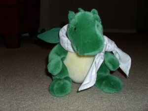 The Dragon, Crest Middle School's Mascot