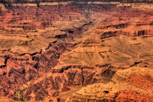 The Grand Canyon in Summer 2009