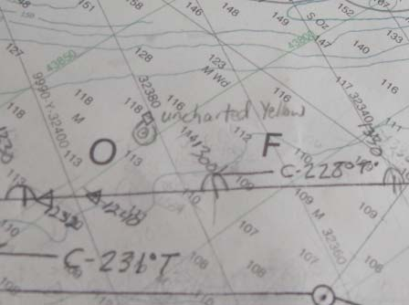 """If this had truly been a """"find"""", the buoy would have been penciled in and added by NOAA."""