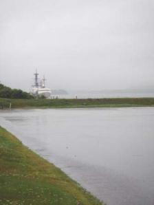 NOAA Ship RAINIER in Kodiak, AK