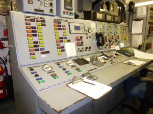 engineering console