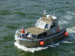 hydro survey boat