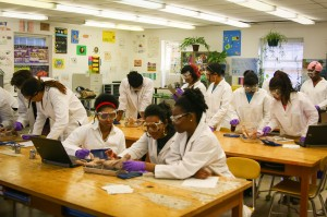 Sisters in Science & LSAMP Scholar Collaborative Lab