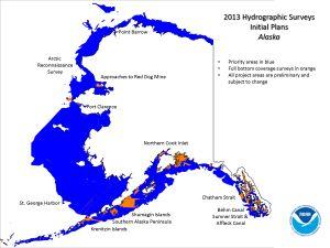 NOAA Survey Plans
