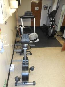 Oscar Dyson's Exercise Room