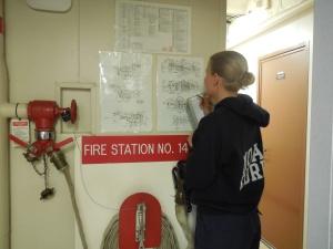 Abby Locating Fire Response Equipment