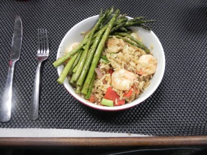 Lee's Shrimp Jambalaya
