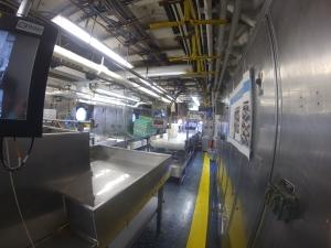 Fish Lab on the Oscar Dyson