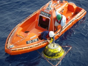Wrong buoy