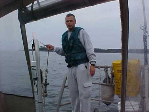 This could be you working aboard a NOAA science research vessel.