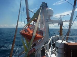 resuce boat