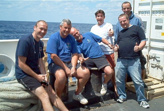 The Mooring Team