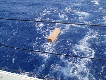 Deploying the Argos buoy