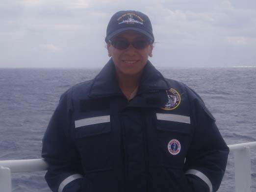 Lieutenant Rodriguez