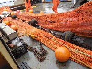 Poly Nor'Eastern Bottom Trawling Net