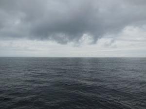 August 5, 2013 is a Cloudy Day on the Oscar Dyson