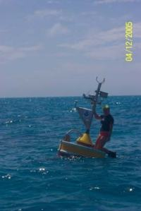 Buoy maintenance