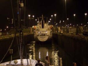 Sailing through the Canal